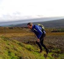 uphill walking